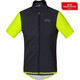 GORE BIKE WEAR Power Herre Gul/Svart